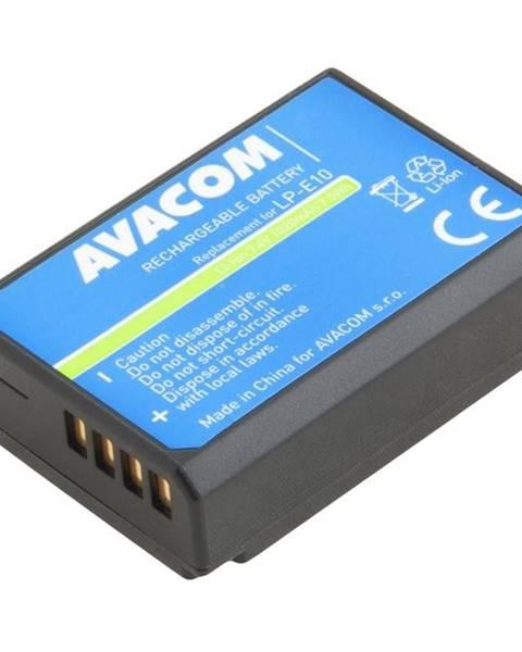 Avacom Batéria Avacom Canon LP-E10 Li-Ion 7.4V 1020mAh 7.5Wh
