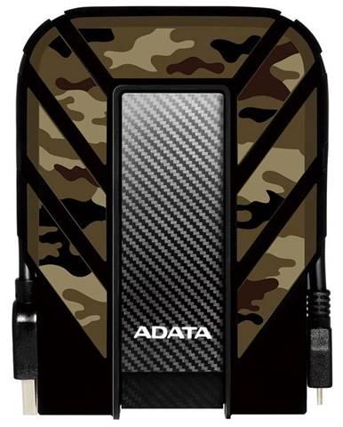 Externý pevný disk Adata HD710M Pro 2TB - kamufláž