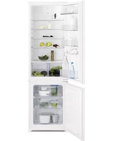 Kombinácia chladničky s mrazničkou Electrolux Lnt3ff18s biele