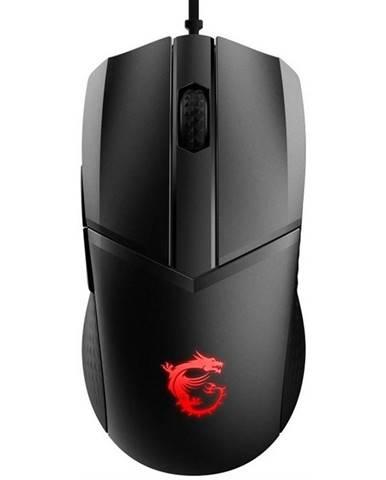 Myš  MSI Clutch GM41 Lightweight čierna