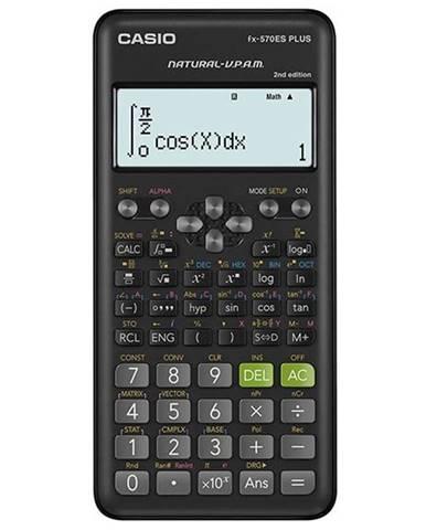 Kalkulačka Casio Casio FX 570 ES Plus 2E čierna