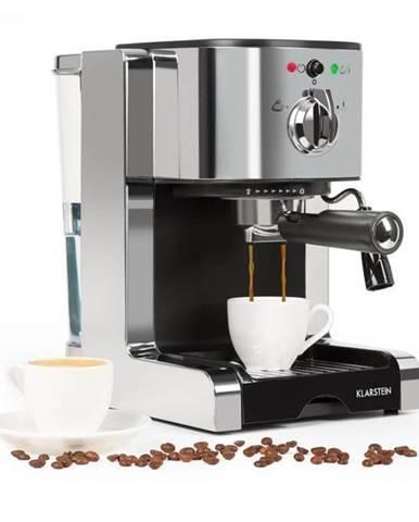 Espresso Klarstein Passionata 20 strieborn
