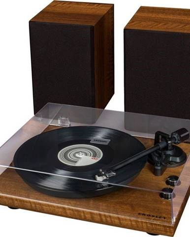Gramofón Crosley C62 hned
