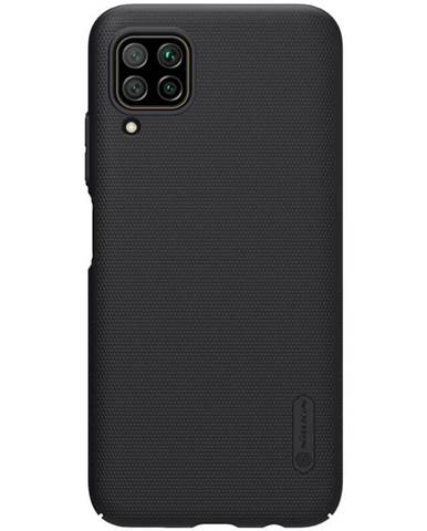 Kryt na mobil Nillkin Super Frosted na Huawei P40 Lite čierny