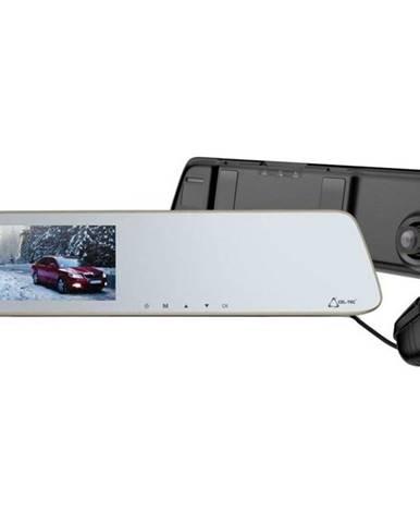 Autokamera CEL-TEC M6s Dual Touch čierna/strieborn