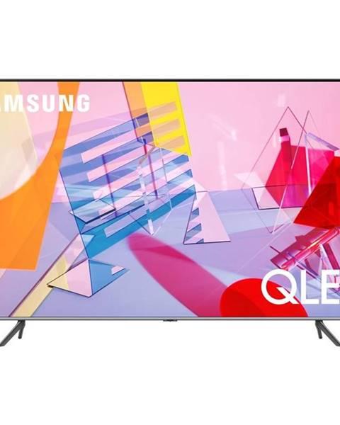 Samsung Televízor Samsung Qe50q67ta strieborn