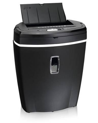 Skartovač Peach PS500-50, 5 listů, 21 l čierny