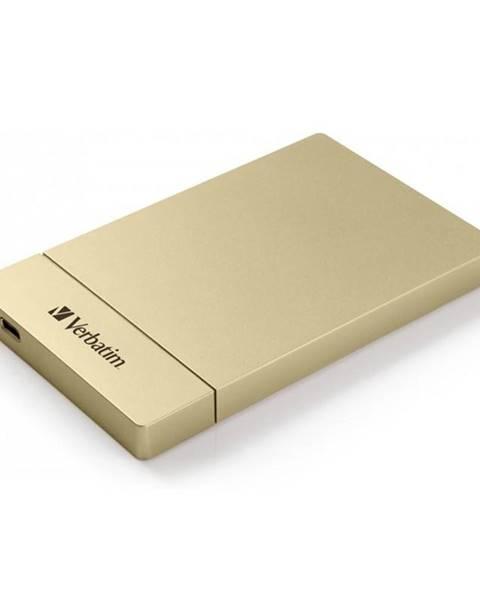 """Verbatim Puzdro na HDD Verbatim pro 2,5"""" HDD Sata, USB-C / USB 3.1. Gen2"""