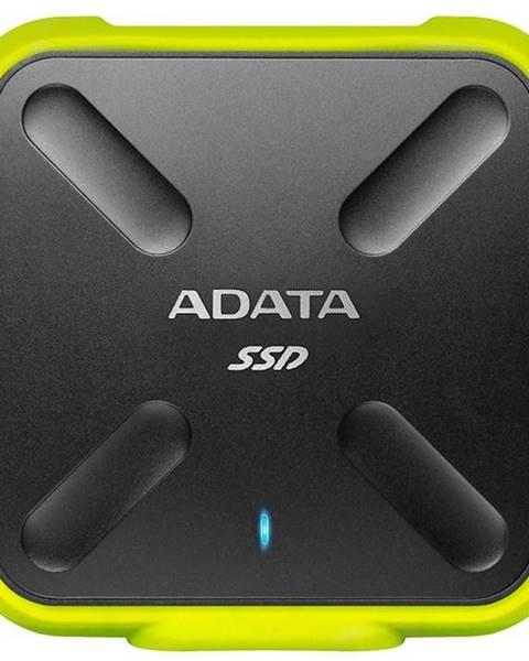 ADATA SSD externý Adata SD700 1TB čierny/žltý
