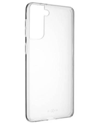 Kryt na mobil Fixed na Samsung Galaxy S21+ 5G priehľadný