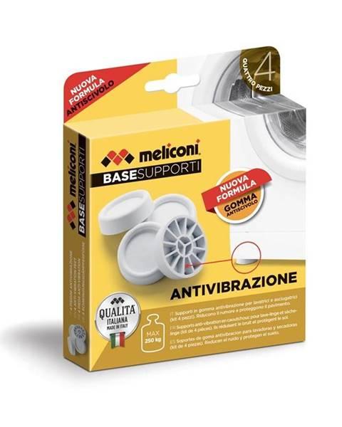 Meliconi Protivibrační podložky na nožičky Meliconi 656102, 4ks