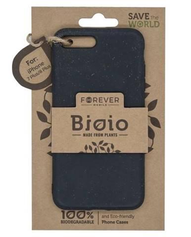 Kryt na mobil Forever Bioio na Apple iPhone 7 Plus/8 Plus čierny