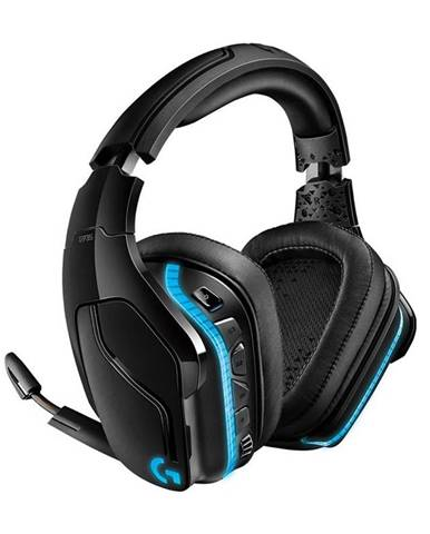 Headset  Logitech Gaming G935 7.1 Surround Lightsync čierny