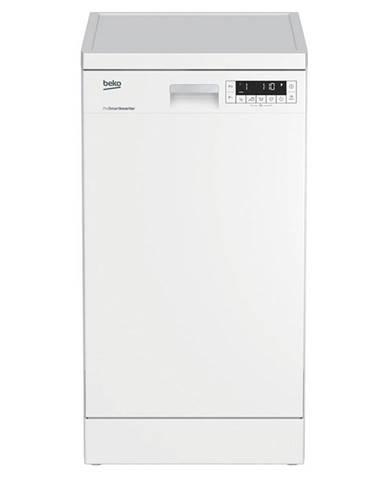 Umývačka riadu Beko DFS 26024 W biela