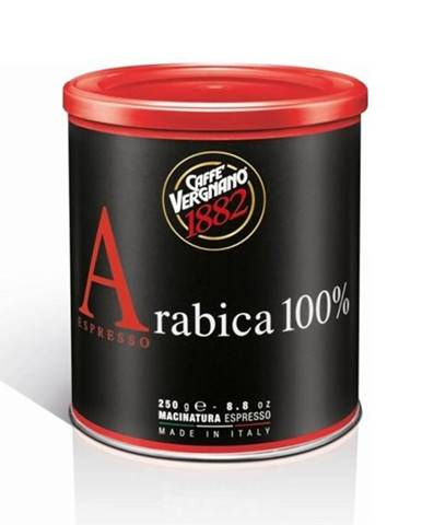 Káva mletá Vergnano Arabica 100 %, 250 g