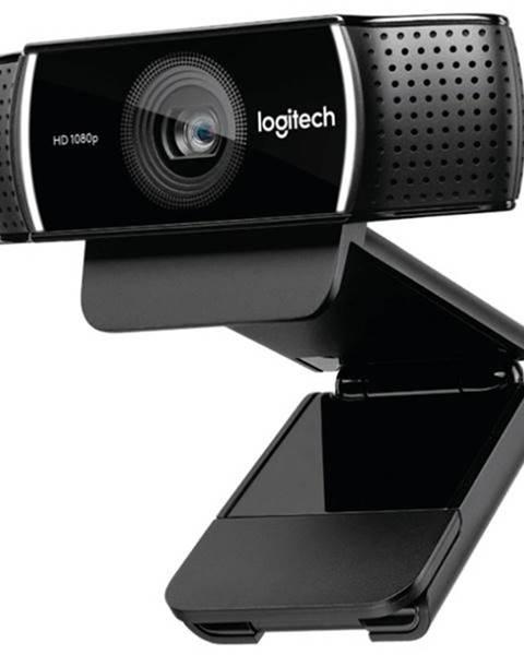 Logitech Webkamera Logitech C922 Pro Stream čierna