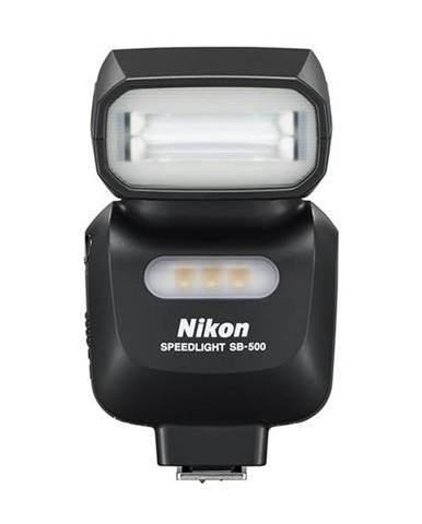 Blesk Nikon SB-500 čierny