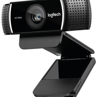 Webkamera Logitech C922 Pro Stream čierna
