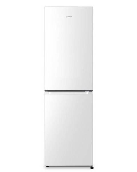 Gorenje Kombinácia chladničky s mrazničkou Gorenje Nrk4182cw4 biela