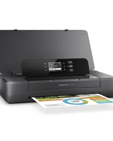 HP Tlačiareň atramentová HP Officejet 202 Mobile Printer čierna