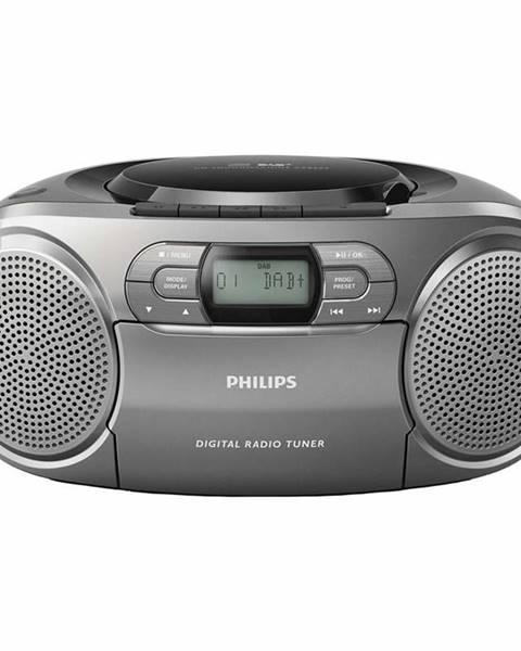 Philips Rádiomagnetofón s DAB+/CD Philips AZB600 siv