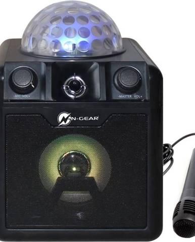 Párty reproduktor N-Gear Disco Block 410 čierny