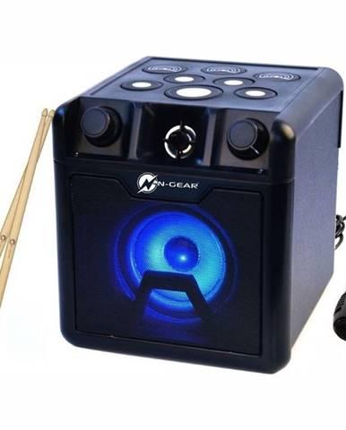 Párty reproduktor N-Gear Drum Block 420 čierny