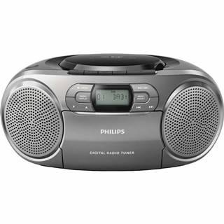 Rádiomagnetofón s DAB+/CD Philips AZB600 siv
