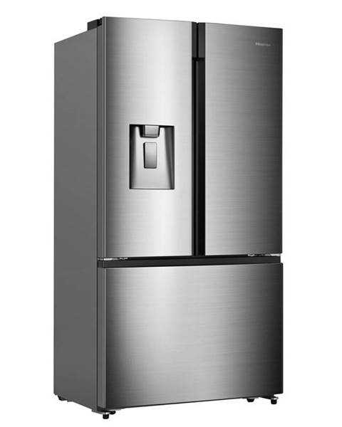 Hisense Americká chladnička Hisense Rf750n4isf nerez