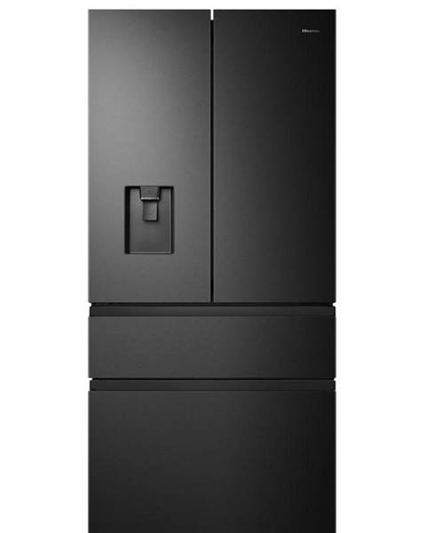 Hisense Americká chladnička Hisense Rf540n4wf1 čierna