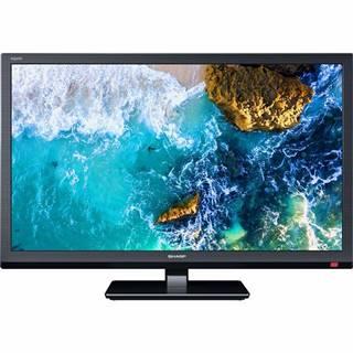 Televízor Sharp 24BC0E čierna