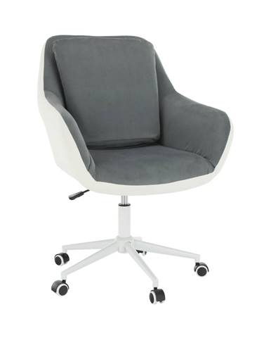 Imelda kancelárske kreslo biela