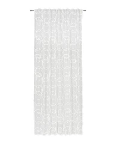 Hotový Záves Circle, 135/245cm, Šampanská