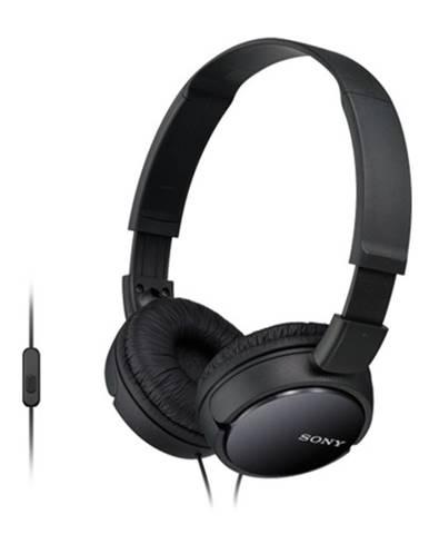 Sony Slúchadlá MDR-ZX110AP čierna