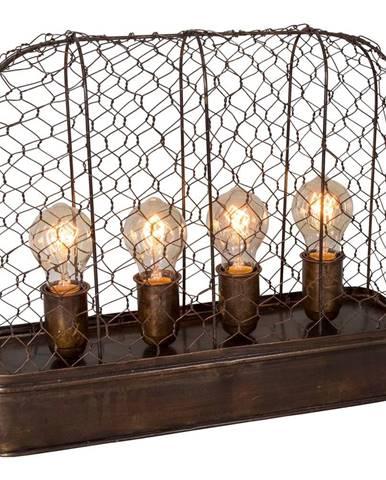 Stolová lampa Antic Line Grillagée Lumieres
