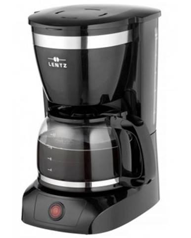Prekvapkávací kávovar Lentz 74098, čierny%