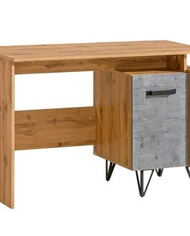 Písací stôl Lofter LO9