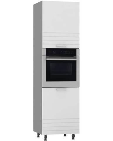 Kuchynská skrinka PAULA biela D60 PK Pravá BB