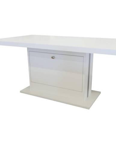 Konferenčný stolík Rosa biely