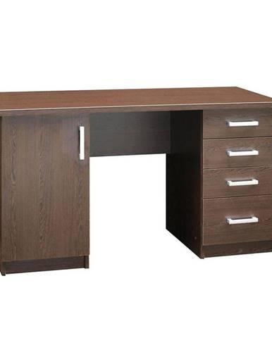 Písací stôl Benek venge