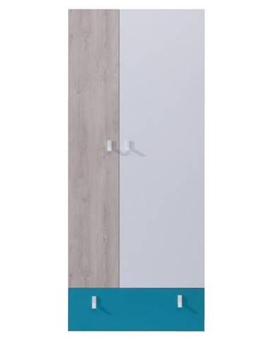 Skriňa Planet PL3 80 cm