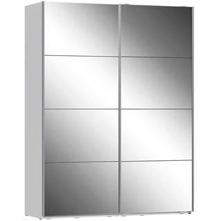 Skriňa Olivia 170 biela/zrkadlo 2D