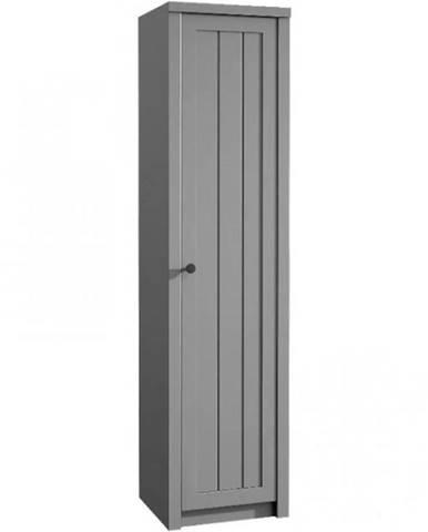 Skriňa Prowansja S1D grey