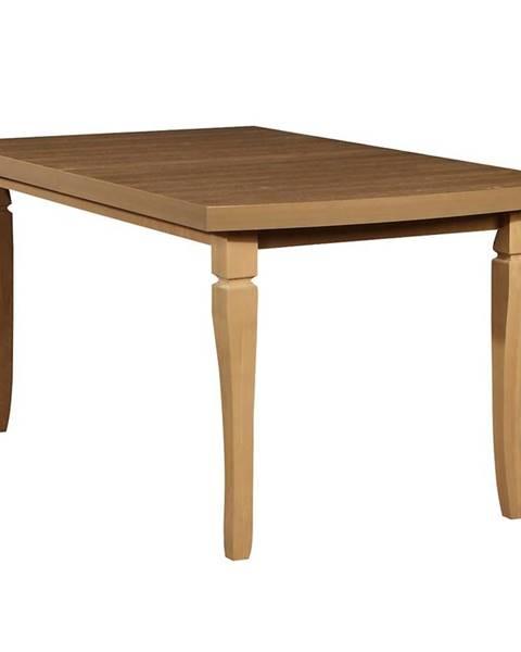 MERKURY MARKET Stôl ST34 160X90+40F dub wotan