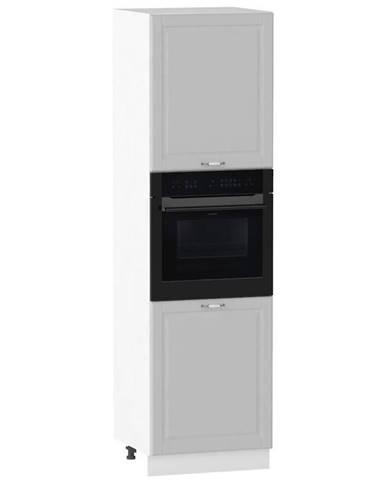Skrinka do kuchyne Moniuszko D60PK/2133 P/L šedá matná BB