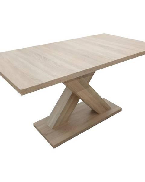 MERKURY MARKET Stôl Hodor Dub Sonoma