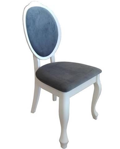 Stolička W43 biely mat DAG249 AA