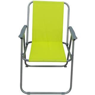 Stolička skladacia Piknik tfc012 zelená