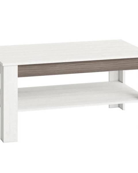 MERKURY MARKET Konferenčný stolík Blanco 12 114 borovica snežná/new grey