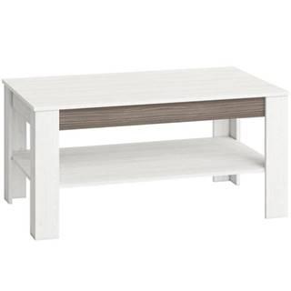 Konferenčný stolík Blanco 12 114 borovica snežná/new grey